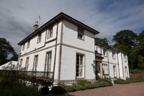 The Mansion House of Kirkhill